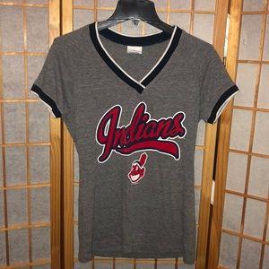 Girls Cleveland Indians Shirt.